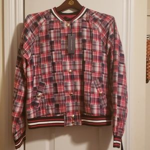 Brand new Tommy Hilfiger fall button up coat